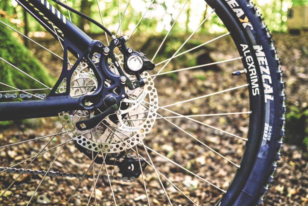 evolution of mountain biking in Whistler