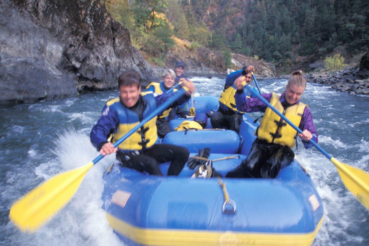 Whistler adventure activities